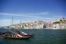 Porto - Barques et pano