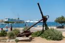L'ancre et les bateaux