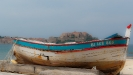 Citadelle sur barque